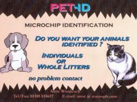 Microchip Identification